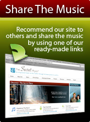free christian music for websites